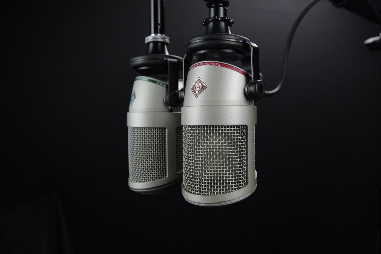 Podcast aufzeichnen